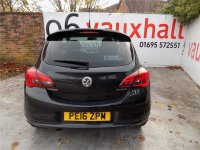 Vauxhall New Corsa 3 Door LIMITED EDITION ECOFLEX S/S