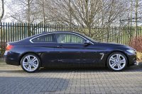 BMW 4 Series 2.0TD (184bhp) 420d Luxury